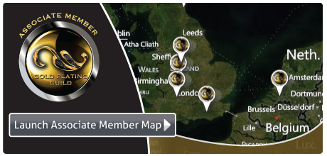 Launch Associate Member Map